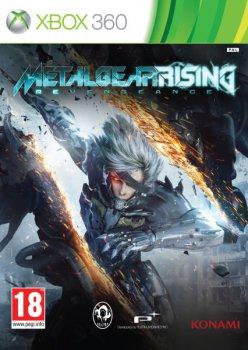 [XBOX360][Freeboot][FULL] Metal Gear Rising: Revengeance [ENG] (Ролики из ps3 версии)