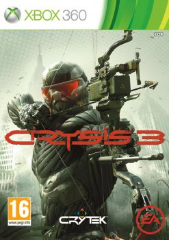 [XBOX360]Crysis 3 [PAL | RUSSOUND] LT+ 3.0 (XGD3 / 15574)