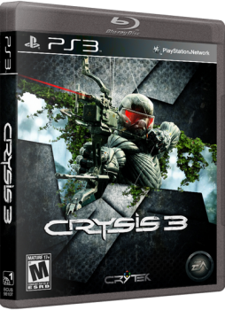 [PS3]Crysis 3: Hunter Edition [EUR/RUS]