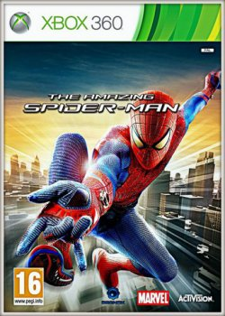 [XBOX360]The Amazing Spider-Man [PAL / Russuond] LT+ 2.0 (XGD3/14719)