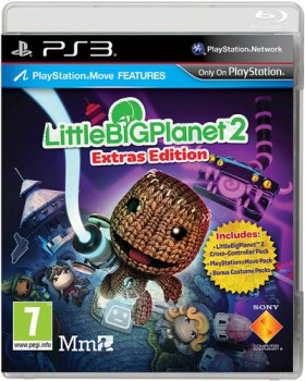 [PS3]LittleBigPlanet 2: Extras Edition \ LittleBigPlanet 2: Расширенное Издание [EUR/RUS][4.31]