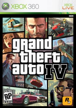 [XBOX360][Freeboot][FULL]Grand Theft Auto IV [RUS]