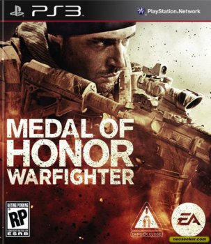 [PS3]Medal of Honor: Warfighter [EUR/RUS] (CFW4.21) (dex)