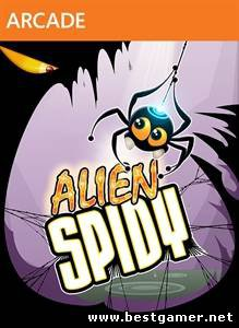[XBOX360][XBLA]Alien Spidy( Eng)