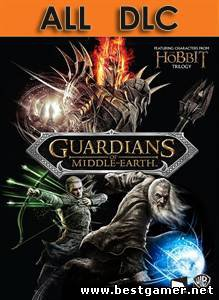 [XBOX360]Guardians of Middle-earth ( All DLC Collection )
