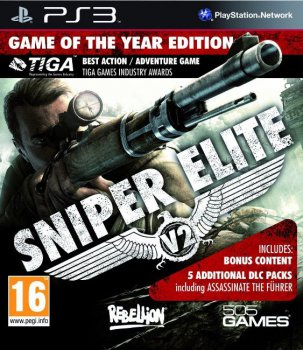 Sniper Elite V2: Game of the Year Edition [EUR/ENG]