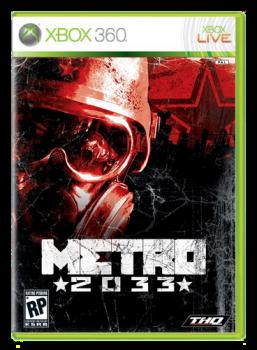 [XBOX360]Metro 2033 (2010) XBOX360