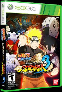 [XBOX360] Naruto Shippuden Ultimate Ninja Storm 3 [PAL, NTSC-J / RUS]