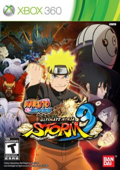 [XBOX360][Freeboot][FULL] Naruto Shippuden: Ultimate Ninja Storm 3 [RUS]