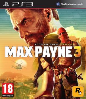 [PS3]Max Payne 3 [PAL] [RUS\ENG] [Repack] [4хDVD5]