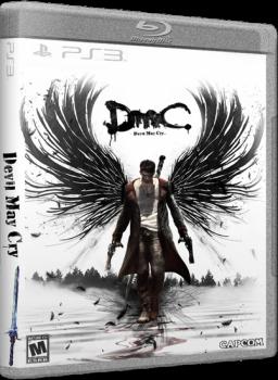 [PS3]Devil May Cry[PAL][RUS\ENG][Repack][2хDVD5]