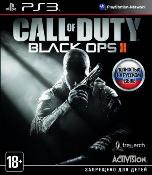 [PS3]Call Of Duty: Black Ops II[RUS][Repack][4хDVD5]