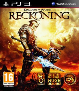 [PS3]Kingdoms of Amalur Reckoning[PAL][RUS][Repack][3хDVD5]