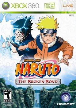 [XBOX360]Naruto The Broken Bond PAL REGION FREE MULTI5 XBOX360 DAGGER