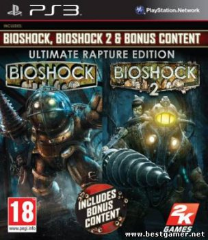 [PS3]Bioshock Ultimate Rapture Edition (EUR) - ANARCHY