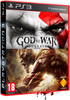 [PS3]God of War: Ascension [EUR/RUSSOUND][RIP][3.40/3.55/4.20/4.30 CFW]