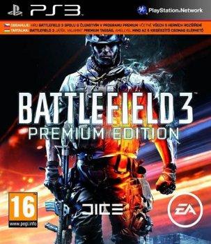 [PS3]Battlefield 3 Premium[PAL][RUS\ENG][Repack][5xDVD5]