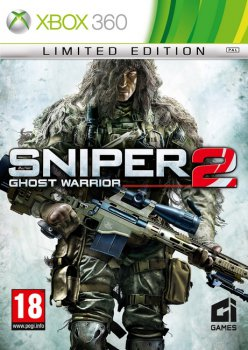 [XBOX360][Freeboot][FULL] Sniper: Ghost Warrior 2 60 FPS [RUSSOUND] (Релиз от R.G. DShock)