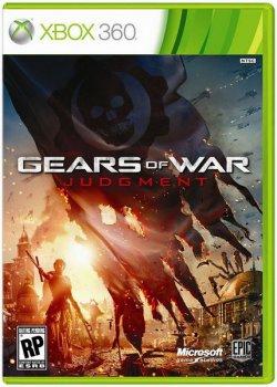 [XBOX360]Gears of War: Judgment [Region Free/RUSSOUND] LT+3.0 (XGD3 / 15574)