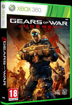 [XBOX360]Gears of War: Judgment [Region Free/RUSSOUND/2013] [LT+2.0]