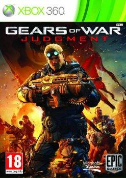 [XBOX360][Freeboot][FULL] Gears of War: Judgment [RUSSOUND]