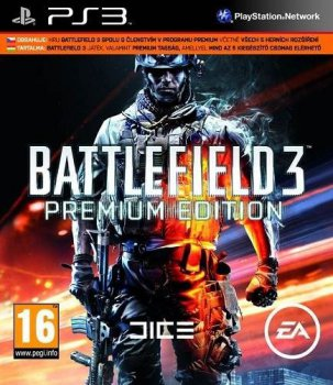 [PS3]Battlefield 3 Premium [USA/RUS]