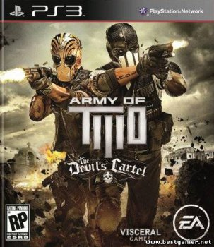 [PS3]Army of Two : The Devil's Cartel[EUR\ENG][4.30