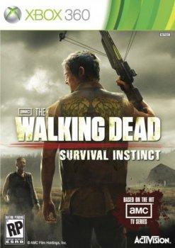 [XBOX360]The Walking Dead: Survival Instinct [Region Free/ENG]LT+1.9 (XGD2 / 15574)