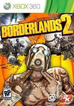 [XBOX360][Freeboot][FULL] Borderlands 2 [RUS]