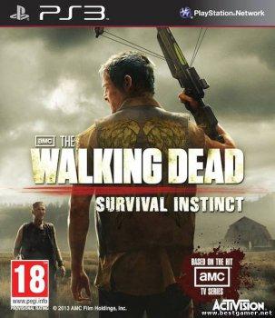 [PS3]The Walking Dead: Survival Instinct[USA/ENG][DUPLEX]