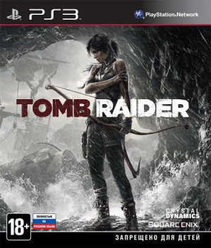 [PS3]Tomb Raider [RUS\ENG][Repack][2хDVD5]