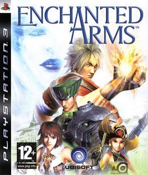 [PS3]Enchanted Arms: Special Edition [EUR/JAP/ENG] [8BiT]