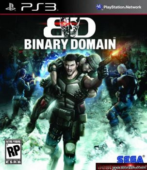 [PS3]Binary Domain[EUR / RUS]