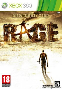 [XBOX360][Freeboot][JTAG/FULL] RAGE [PAL / ENG]