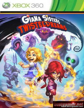 [XBOX360/XBLA]Giana Sisters Twisted Dreams(Eng)