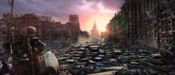 10 минут геймплея Metro: Last Light