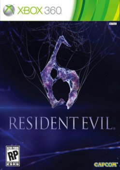 [XBOX360][Freeboot]Resident Evil 6 [RUS][FULL]