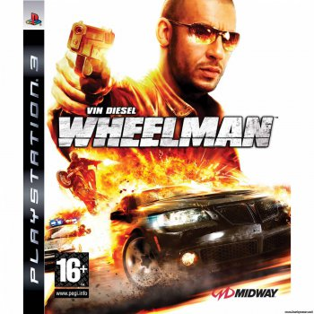 [PS3]Wheelman[EUR][ENG]