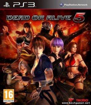 [PS3]Dead or Alive 5 + 23 DLC[PAL][En][Repack] 2012 | by FUJIN