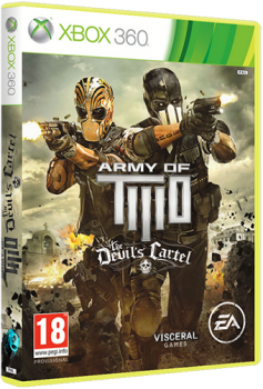 [XBOX360] Army of TWO: The Devil's Cartel [Region Free/ENG]