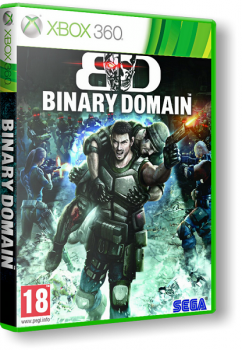 [XBOX360]Binary Domain [Region Free / RUS] (XGD3) (LT+3.0)