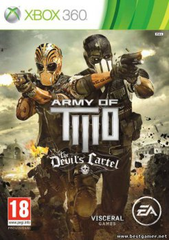 [XBOX360][Freeboot][FULL]Army of Two: The Devil's Cartel + HD Textures[ENG]