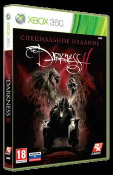 [Xbox 360] The Darkness 2 [Russound][Region free] (XGD3) (LT+3.0) (2012)