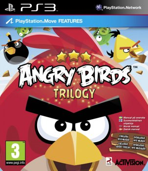 [PS3][MOVE]Angry Birds Trilogy [PAL] [RePack] [2012|Eng]