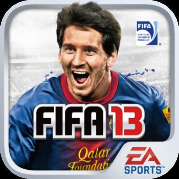 [iPhone]FIFА 13 by EА SPORTS [v1.0.7, Спортивный симулятор, iOS 4.0, RUS]