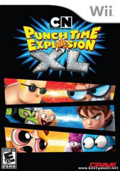 [Wii]Cartoon Network Punch Time Explosion XL( NTSC)