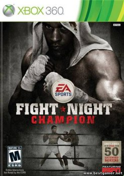 [XBOX360][Freeboot][FULL]Fight Night Champion [RUS]