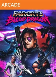[XBOX360][JTAG/XBLA]Far Cry 3: Blood Dragon(RUSSOUND)
