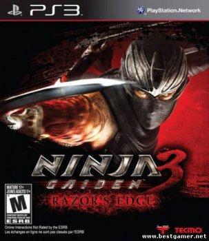 [PS3]Ninja Gaiden 3: Razor's Edge [EUR/ENG][3.55/4.20/4.31 CFW]