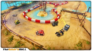 [Android]Mini Motor Racing (2013) Android